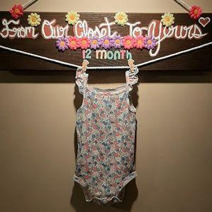 Summer onesie